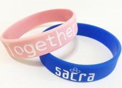 「Together」シリコンバンド