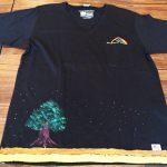 虹の戦士Tシャツ
