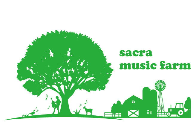 sacra music farmロゴ